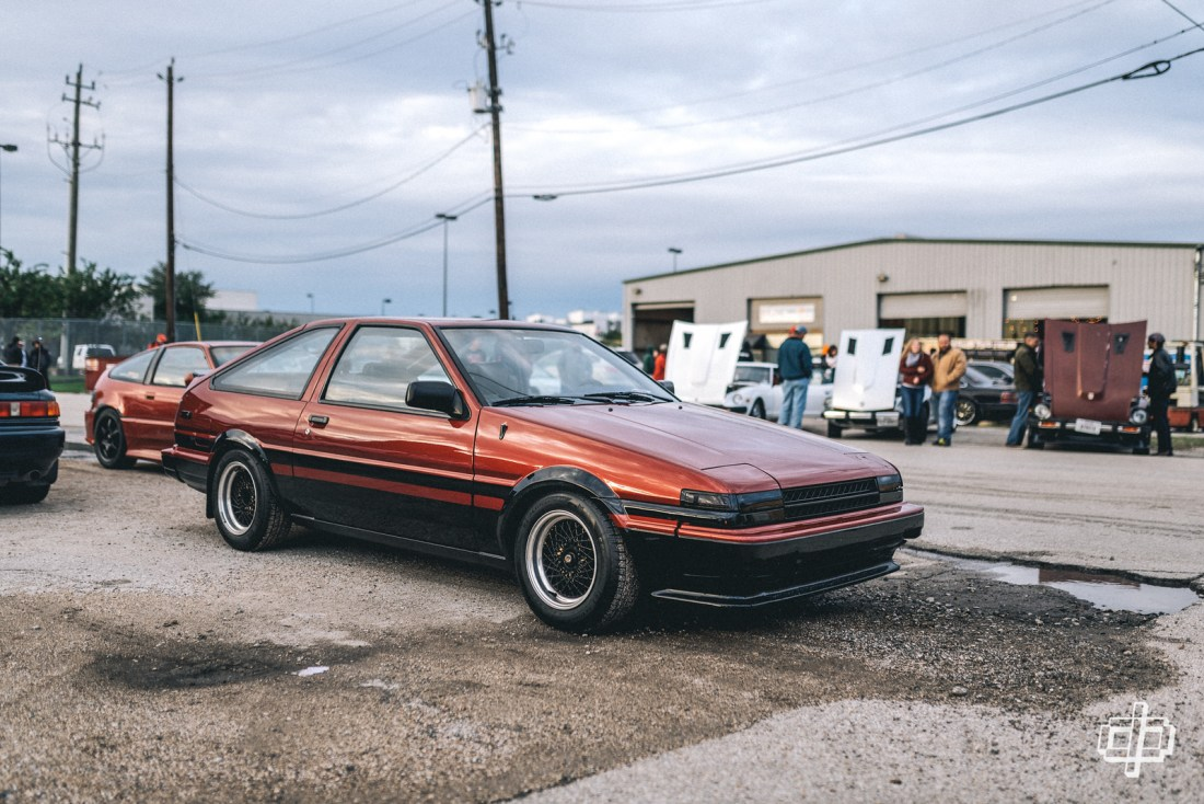 ae86 japanese nostalgic car meet 2018 dtphan