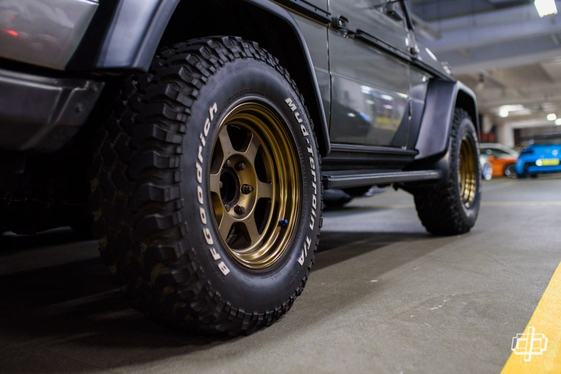 copaze x 1013mm 2017 car meet dtphan te37v