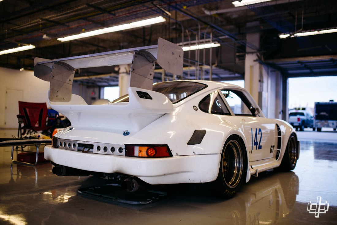 Circuit of the americas (cota) porsche 964 930 rsr track