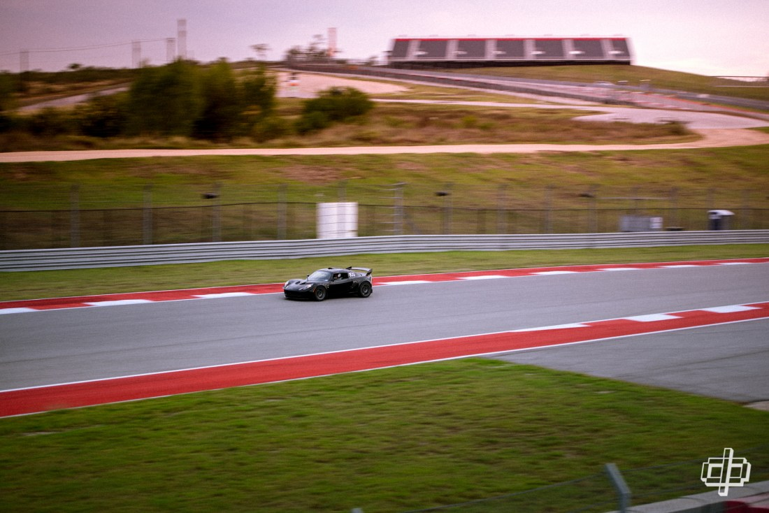 circuit of the america (cota) lotus lf1