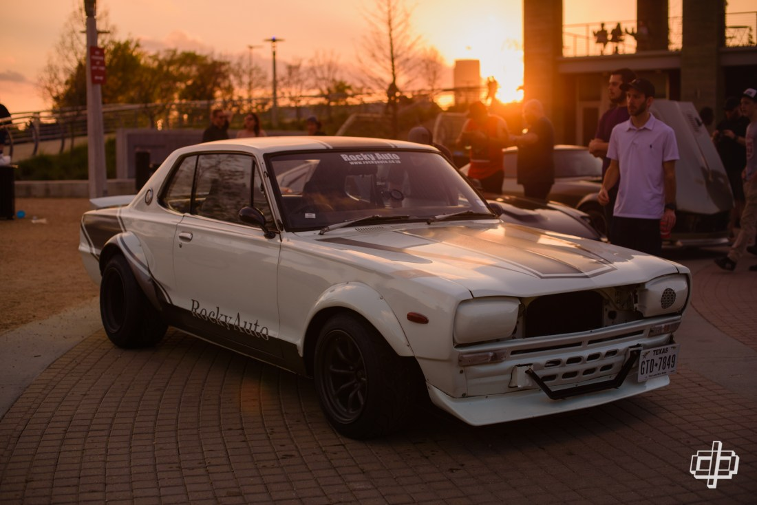 hakosuka final formation houston car meets