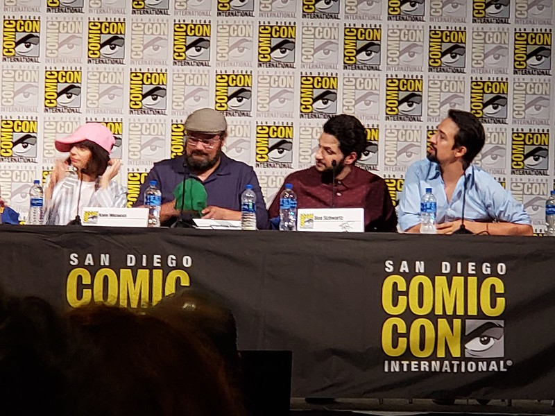 SDCC: 'Ducktales' lights up Comic-Con with surprise guests and