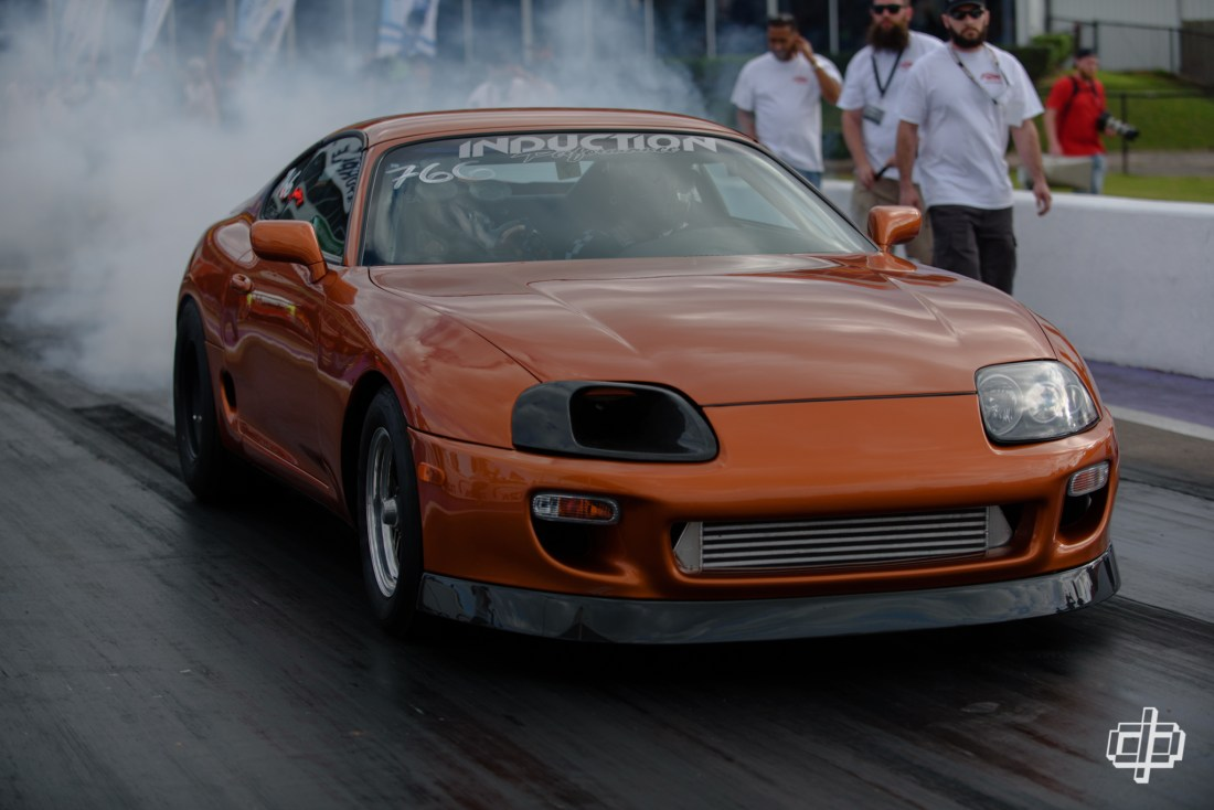 Induction Performance Supra at TX2K17