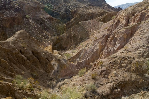 Oro Copia Mine