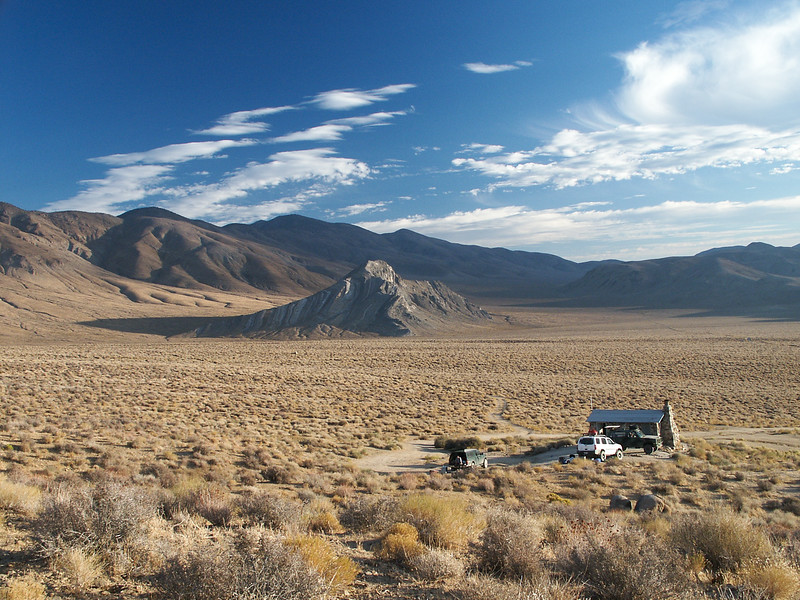 Geologist's Cabin