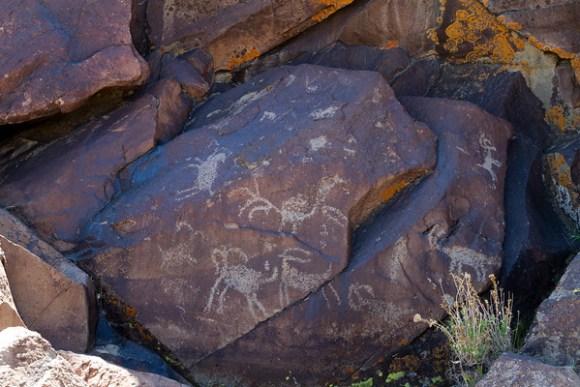 Little Petroglyph Canyon