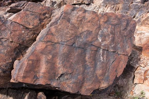 """""""Distant Thunder"""" Canyon Petroglyphs"""
