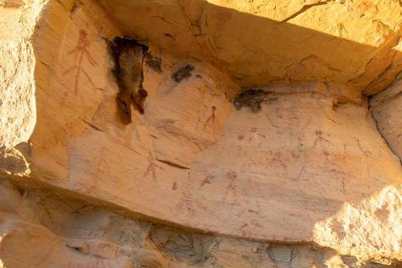 Funeral Pictographs