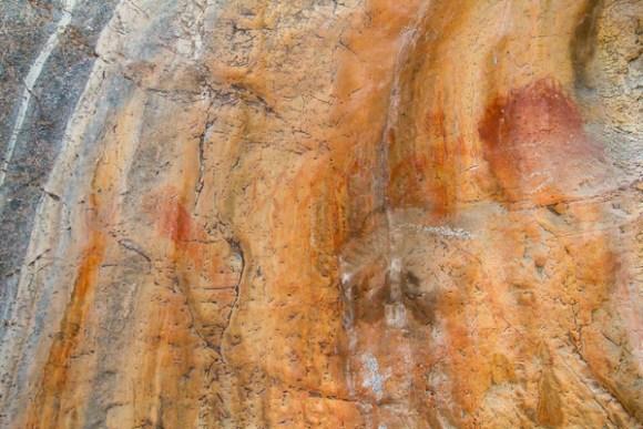 Marble Bath Pictographs