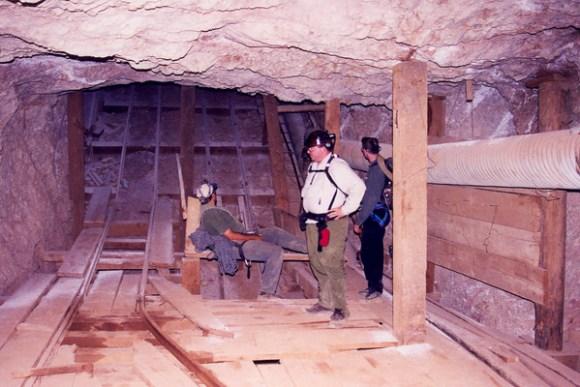 War Eagle Mine