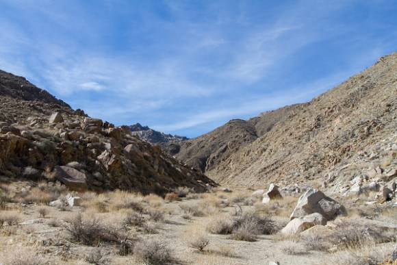 Wyler Canyon