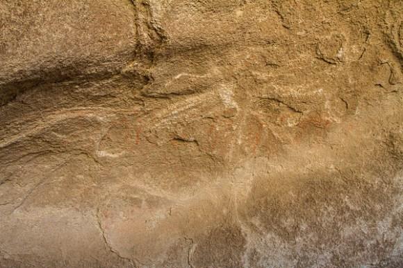 Monolith Alcove Pictographs