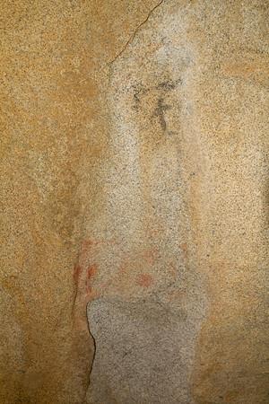 Ram on Rocks Pictographs