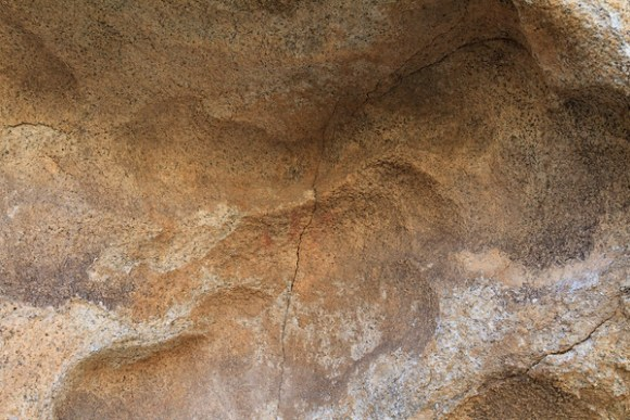 Red Lady Pictographs