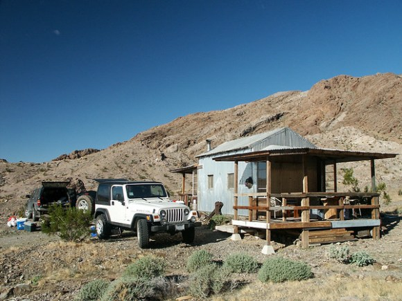 Jake's Cabin