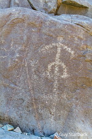 Old Dad Mountain Petroglyphs