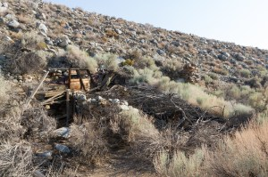Owens Valley Three Stamp Mill