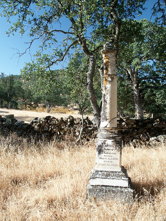 Telegraph City Cemetery