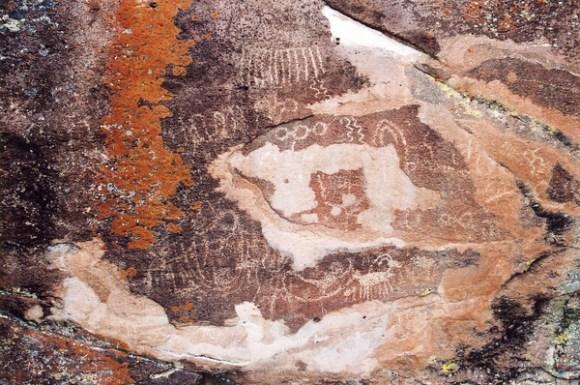 Mount Irish Petroglyphs