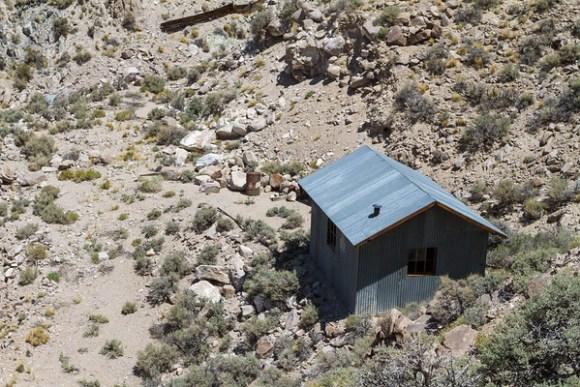 Gillis Range cabins