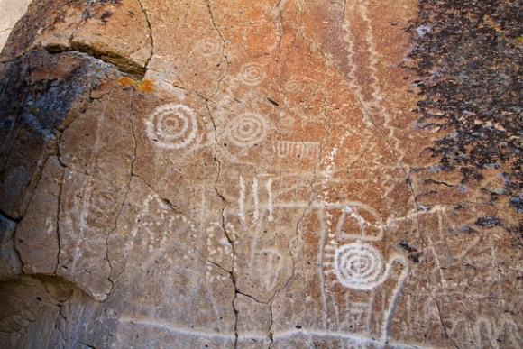 Palmetto Wash Petroglyphs