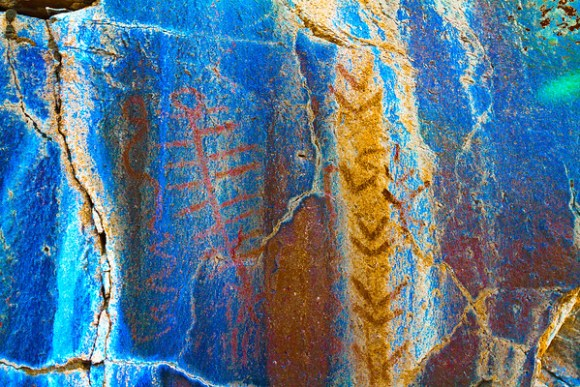 Willow Witch Petroglyphs