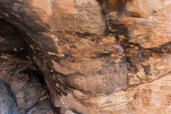 Yellow Plug Petroglyphs