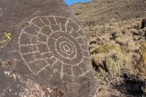"""Snake"" Canyon Petroglyphs"