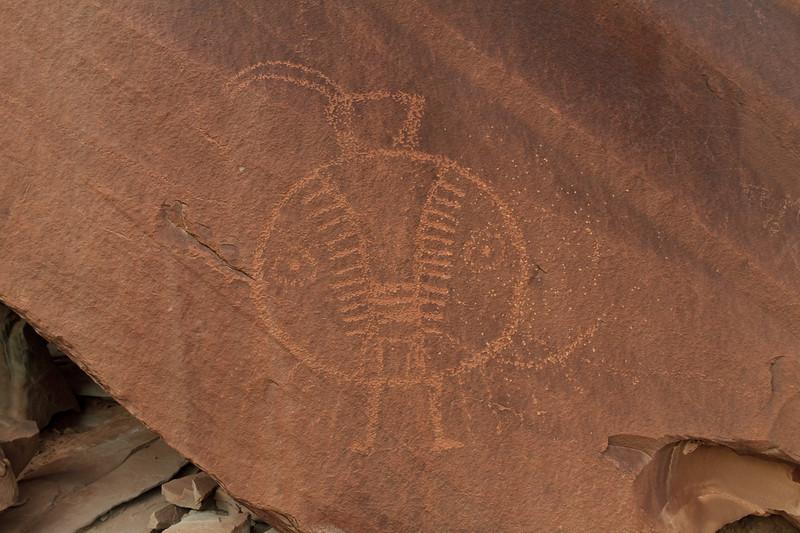 Silent Sentinel Petroglyphs