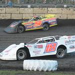 #18 Jeffrey Ledford #9 Eric Smith