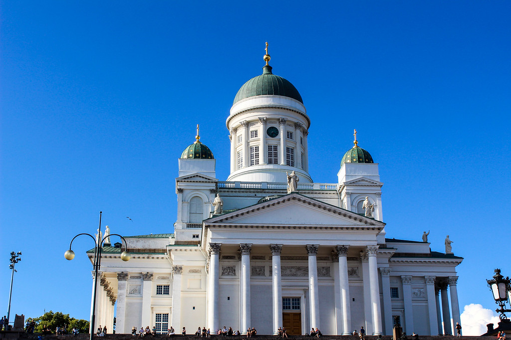 Not many Europe backpacking routes include Helsinki. Check it out!