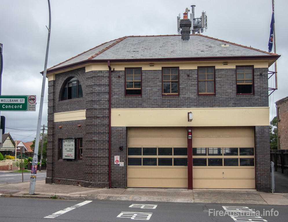 Concord Fire Station
