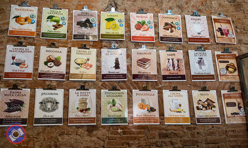 Try to Pick Just Two Flavors with so Many Interesting Choices (©simon@myeclecticimages.com)