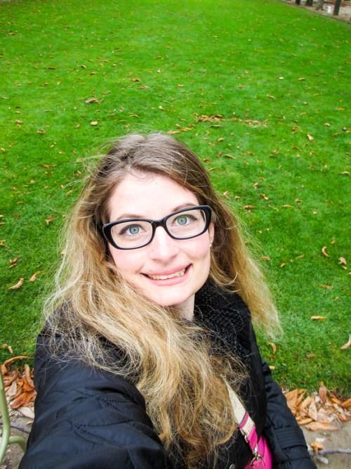 visiting paris in November