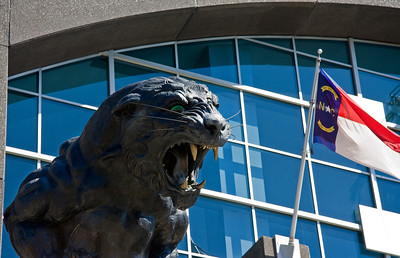 Panther's Statue