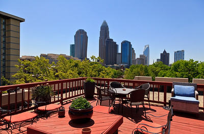 Living in Charlotte
