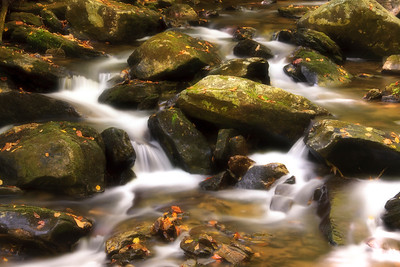 Boulders in the Stream