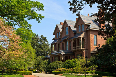 North Carolina Governor's Mansion