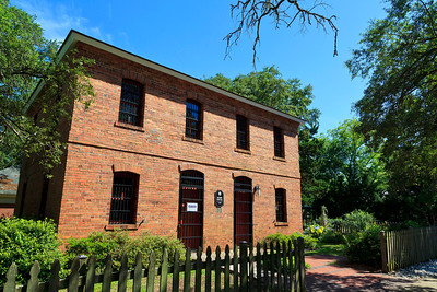 Historic Jail in Southport