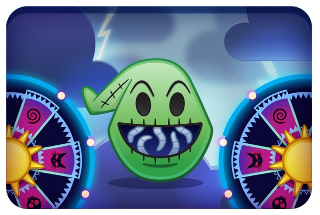 'Disney Emoji Blitz' Oogie Boogie Villain Event