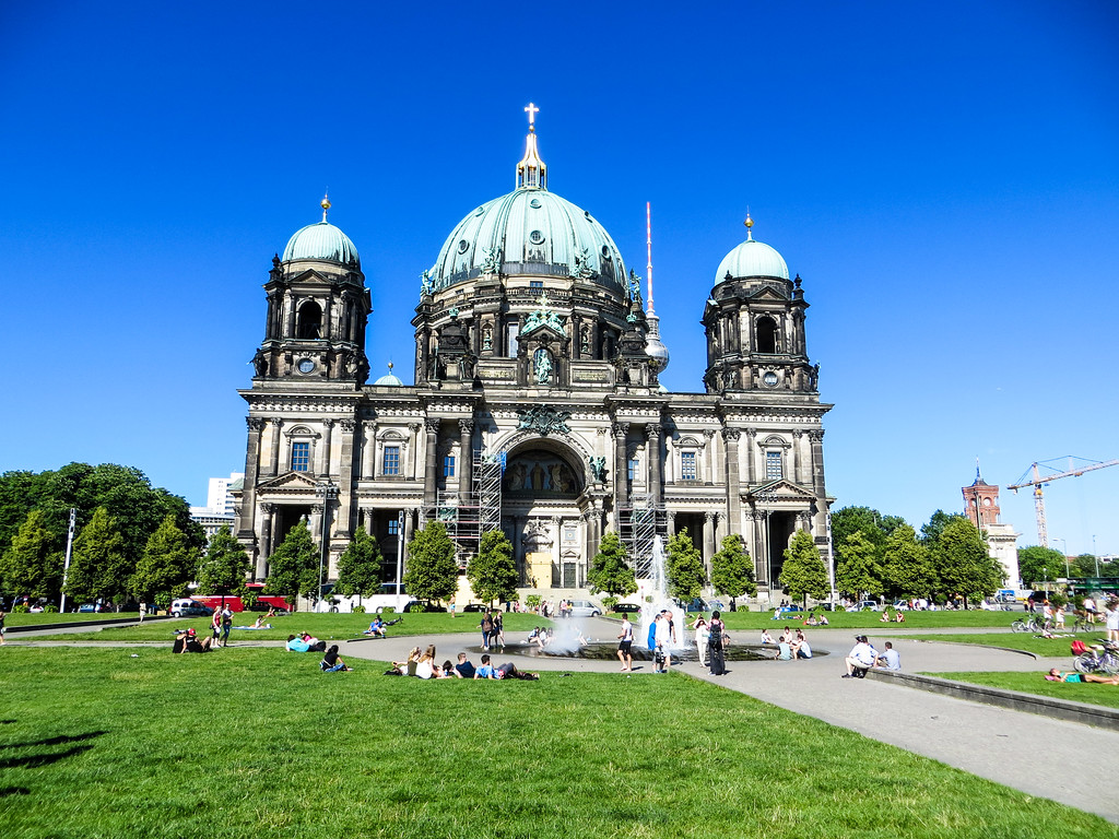 2 days in berlin enough? it's what you make of it!