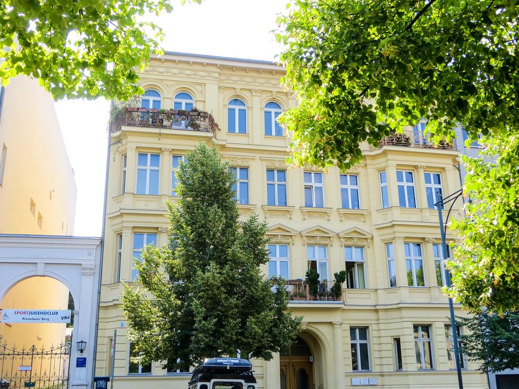 my favorite neighborhood for 2 days in berlin