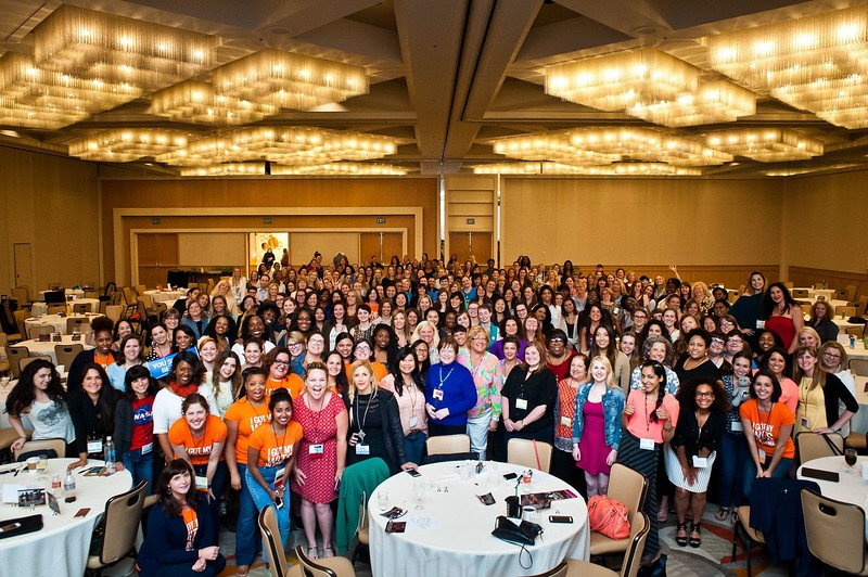 attendees at the 2016 Women in Travel Summit