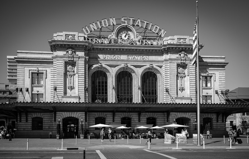 Union Station in Denver Colorado
