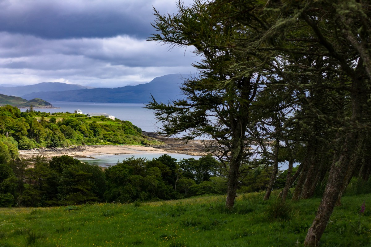 Armadale Castle Grounds and Nature Trails - Isle of Skye