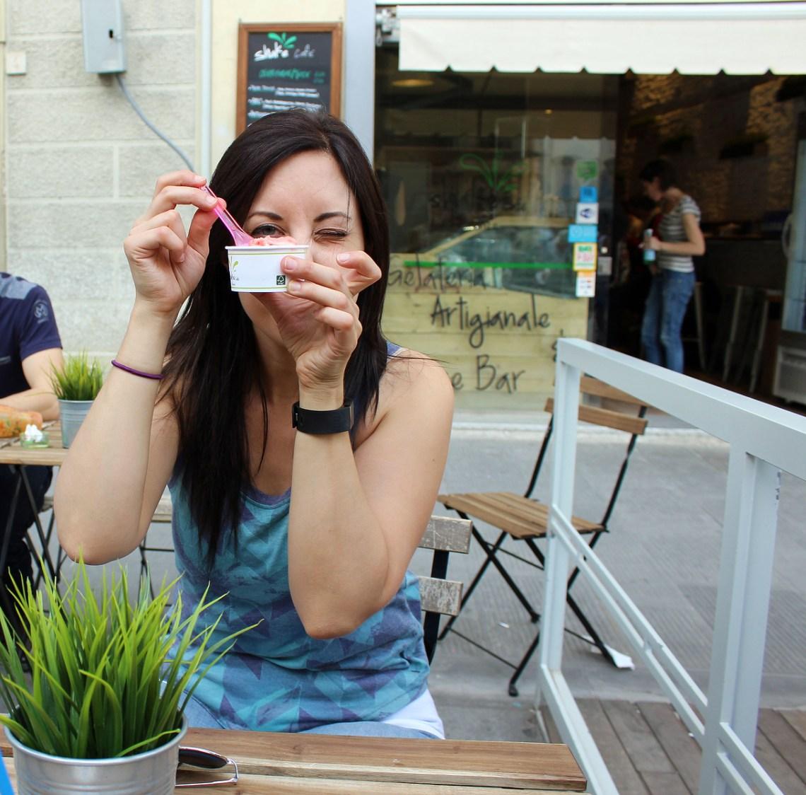 The Best Vegan Gelato in Florence, Italy