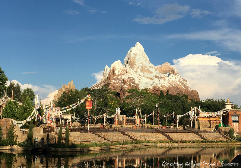 Expedition Everest at Animal Kingdom, Walt Disney World