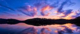 Silver Lake Sunset 4-23-2021