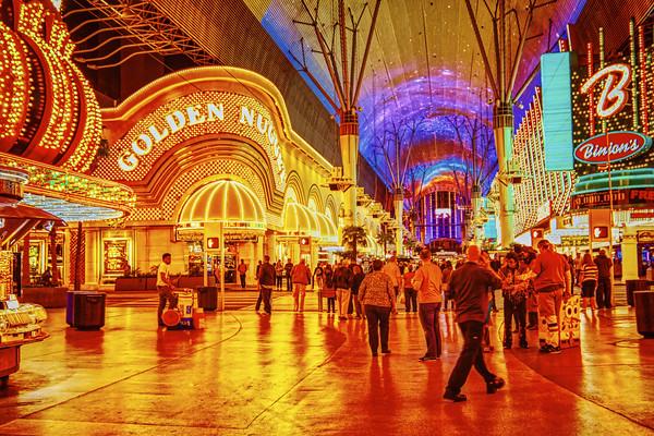 Golden Nuggets casino Las Vegas