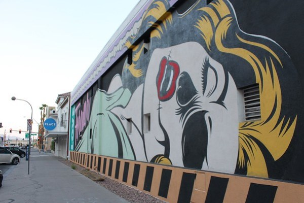 photo essay las vegas street art caroline in the city travel blog las vegas street art